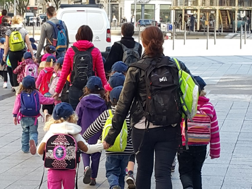 Tarifs d'un baby-sitting : Rhône-Alpes sous la moyenne nationale