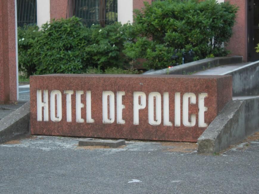 Ecully : Deux voleurs arrêtés devant les locaux de la police