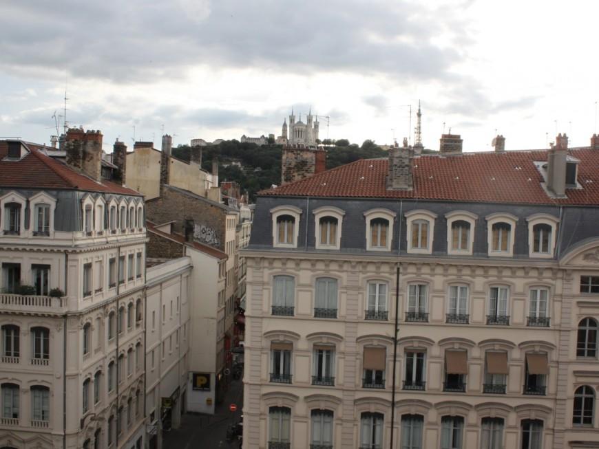 Lyon : les prix des loyers en baisse