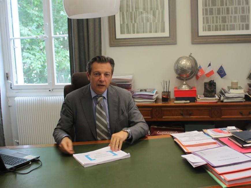 Lyon : Pascal Blache séduit les professionnels de l'immobilier