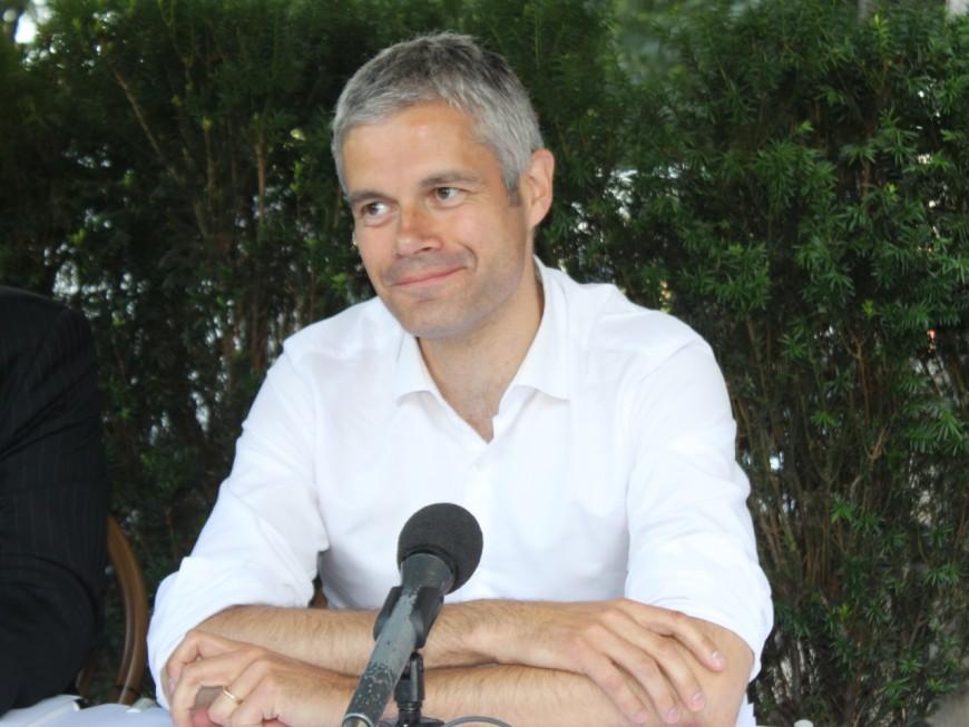 Régionales 2015: Laurent Wauquiez vainqueur dans l'Ain