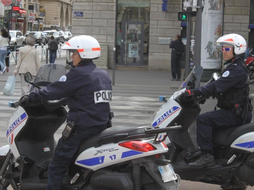 Lyon : un quartier bouclé après une fausse alerte de braquage
