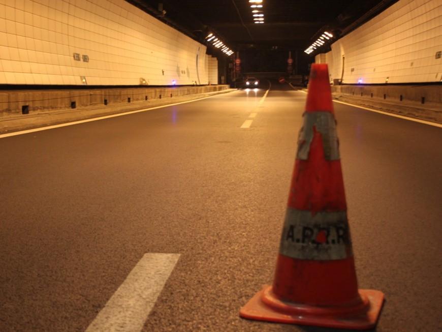 Lyon : le tunnel sous Fourvière partiellement fermé à cause des gilets jaunes