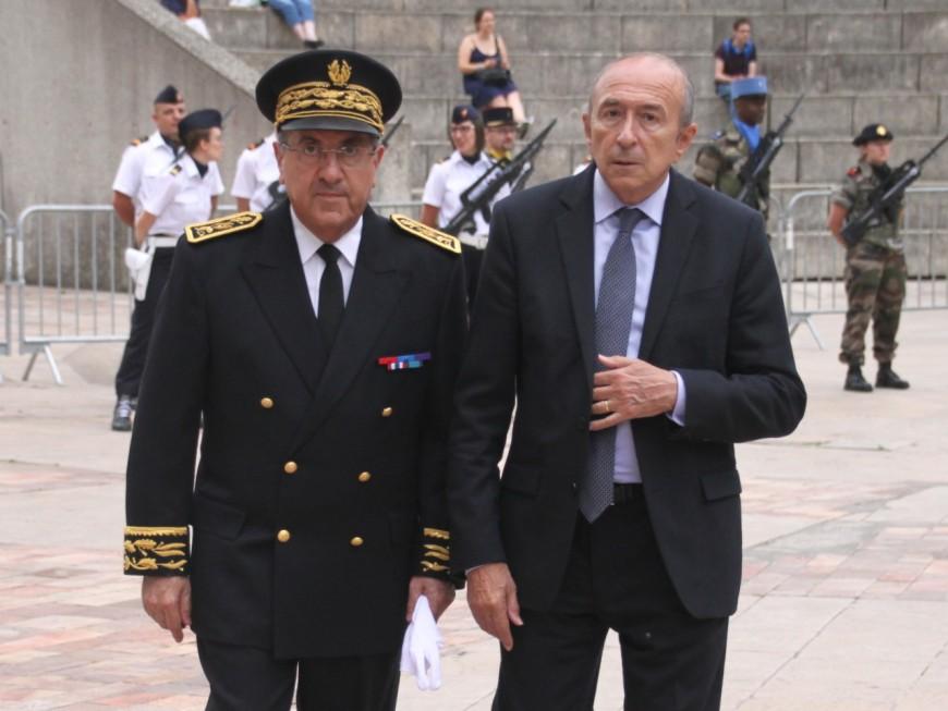Attentats : réunion de crise du préfet du Rhône avec les maires et les parlementaires