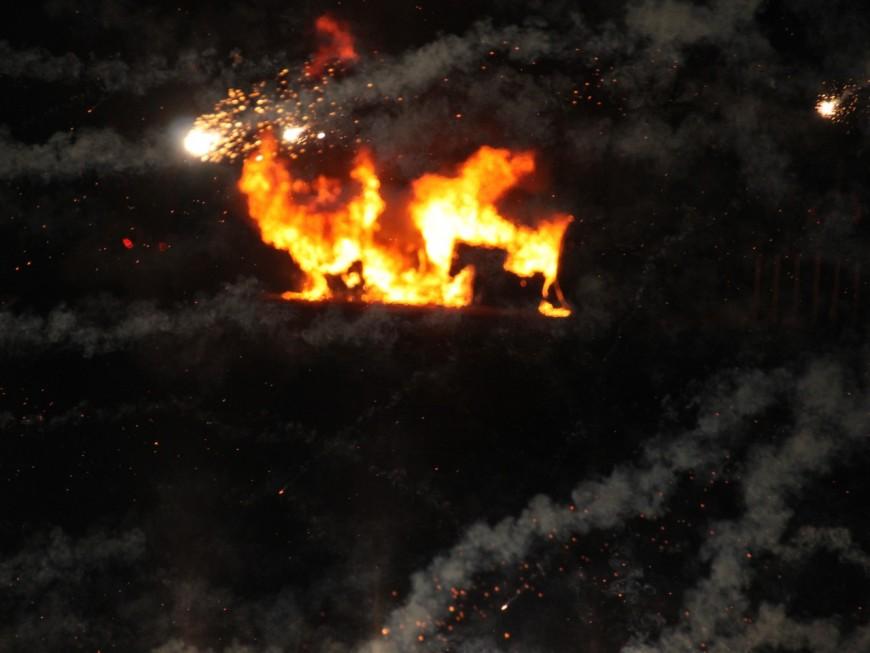 Les violences nocturnes se poursuivent dans l'Est lyonnais