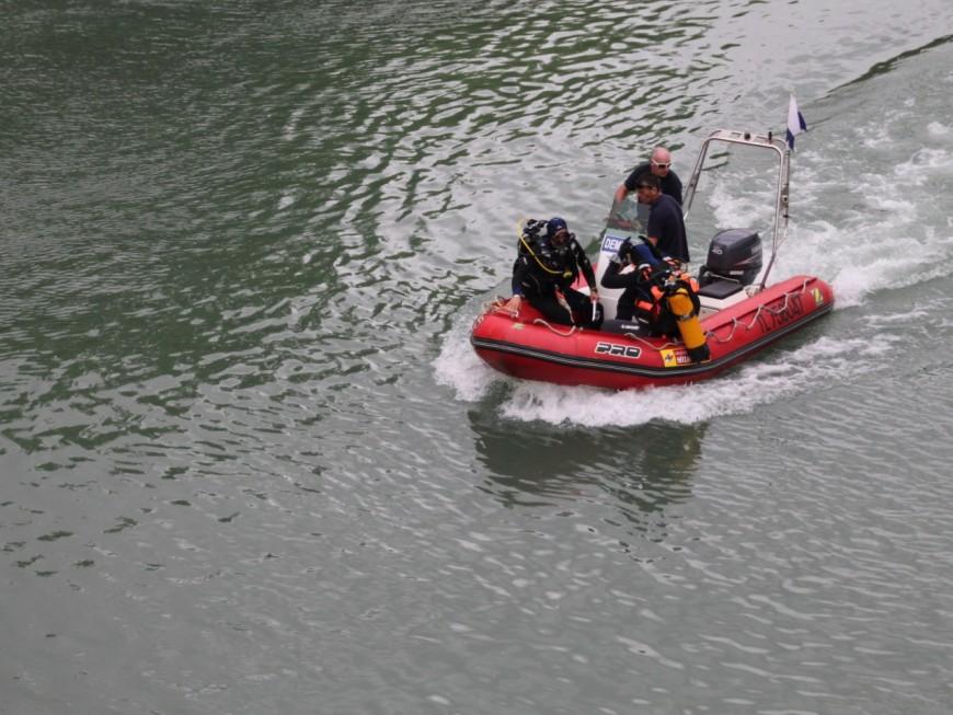 Lyon : le corps d'un homme repêché quai Fulchiron