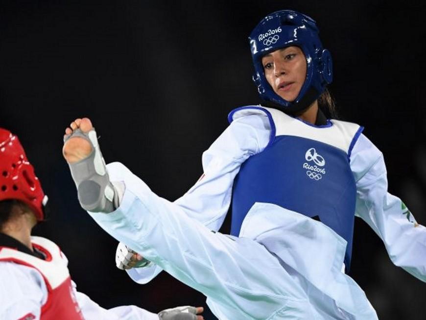 JO de Rio - Taekwondo : une rageante 5e place pour Yasmina Aziez