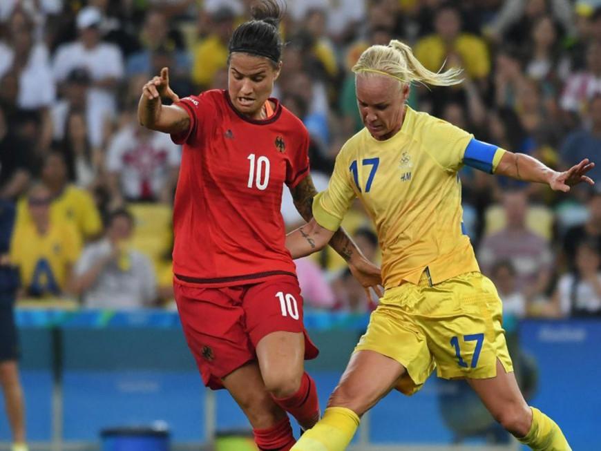 L'OL féminin a hâte de découvrir sa recrue championne olympique Dzsenifer Marozsan
