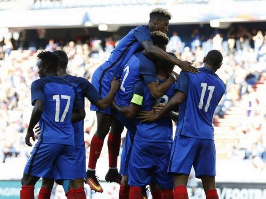 Replacé en n°10, Tolisso offre la victoire aux Bleuets