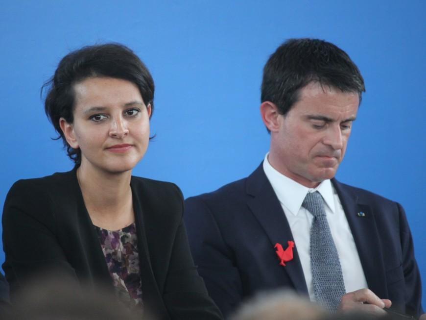 Arrêtés anti-burkini : Valls et Vallaud-Belkacem pas sur la même longueur d'ondes