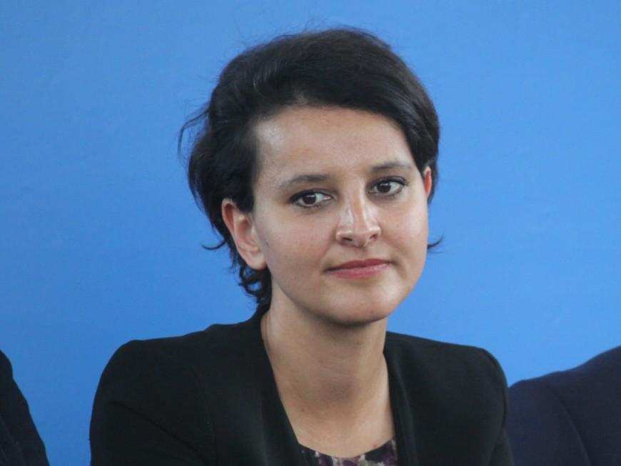"Législatives : Najat Vallaud-Belkacem à Villeurbanne avec le bilan d'Hollande comme ""étendard"""