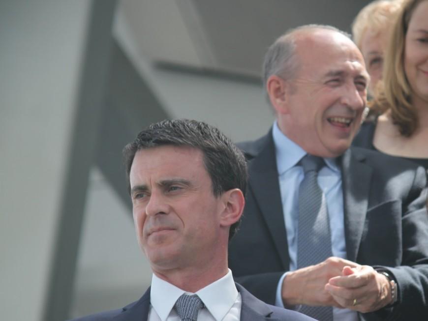 Collomb pas invité au CIEC par Valls : le maire de Lyon en remet une couche