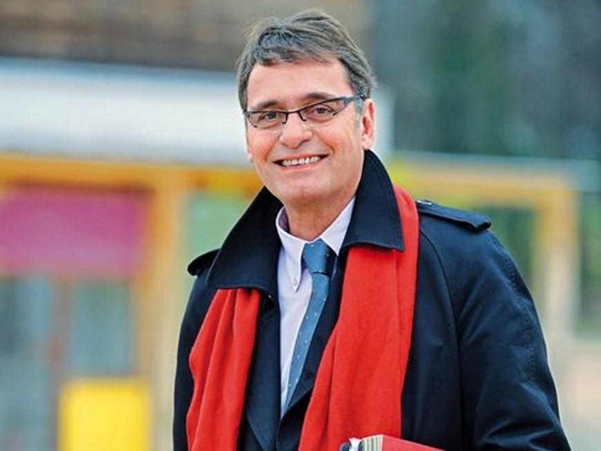 Renaud Gauquelin (PS) officiellement député du Rhône