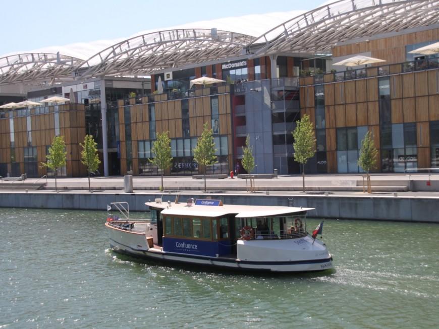 Le Vaporetto navigue de nouveau sur la Saône