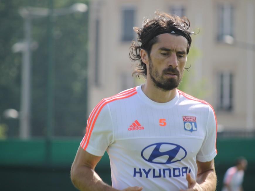 Milan Bisevac (OL) en partance pour Rome ?