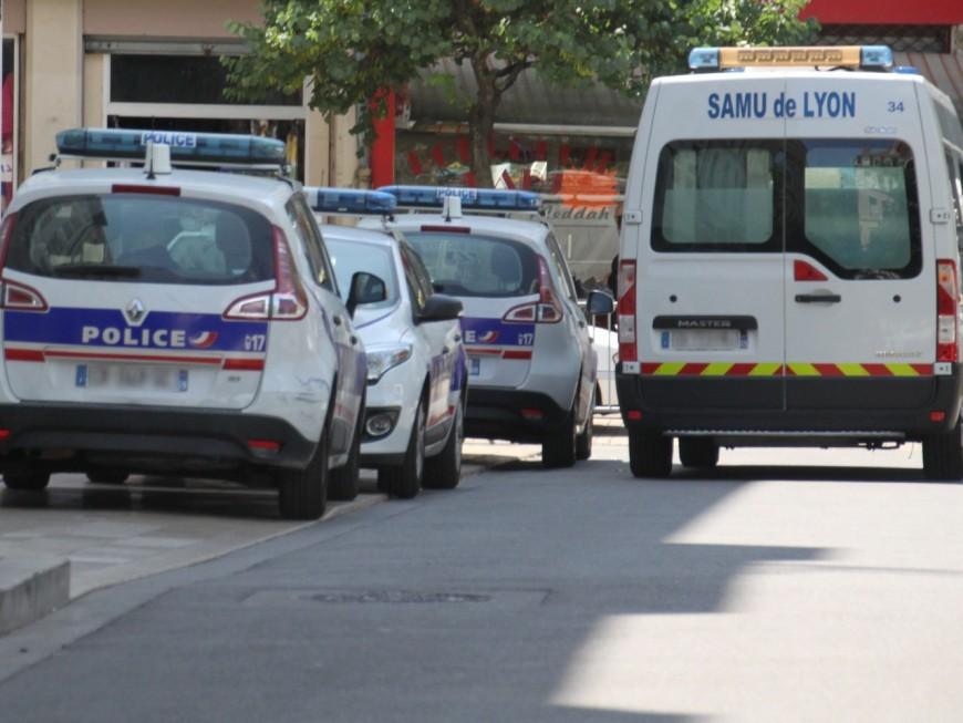 Un jeune de 15 ans poignardé à Bron ce dimanche (MàJ)