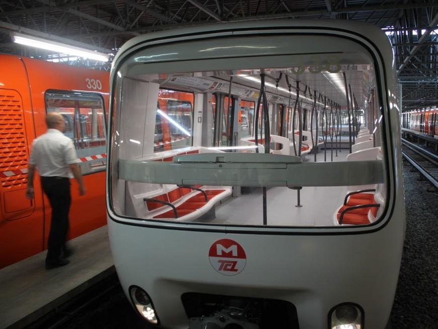 La ligne A partiellement fermée pendant 6 nuits en janvier