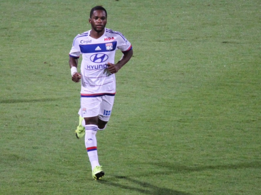 OL : Aldo Kalulu absent 1 mois