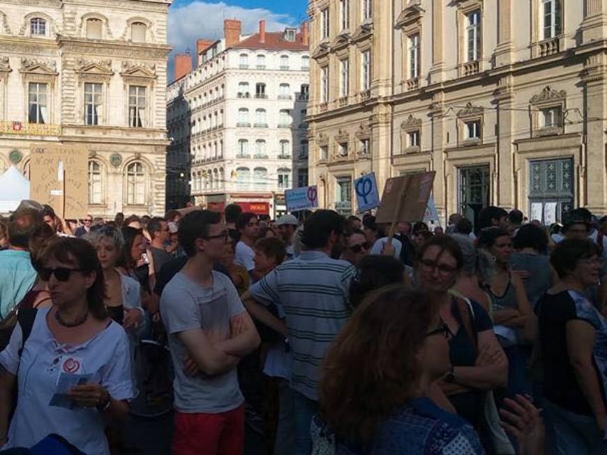 Lyon : la France insoumise à l'origine d'un rassemblement contre la réforme du code du travail