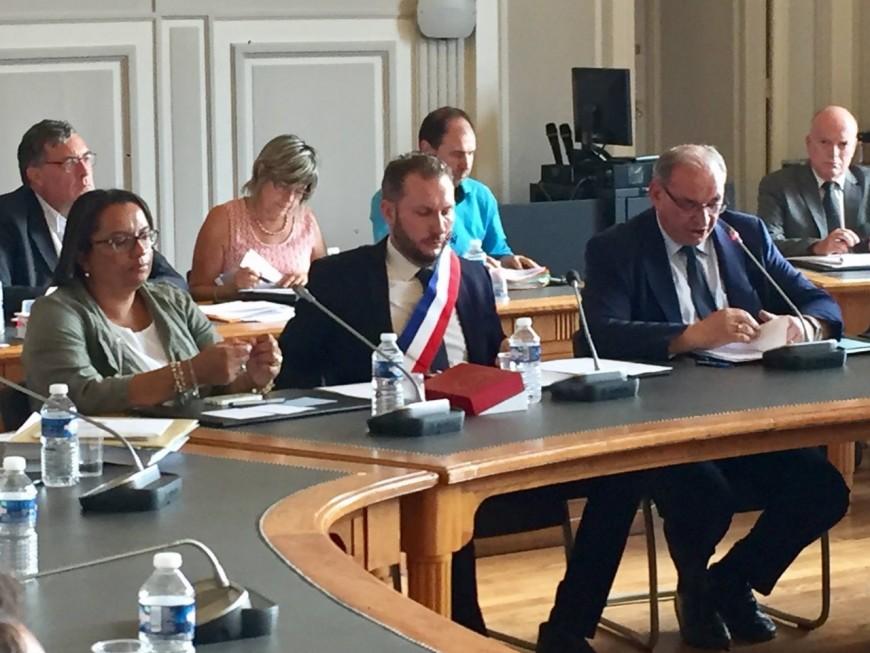 Thomas Ravier, nouveau maire de Villefranche-sur-Saône