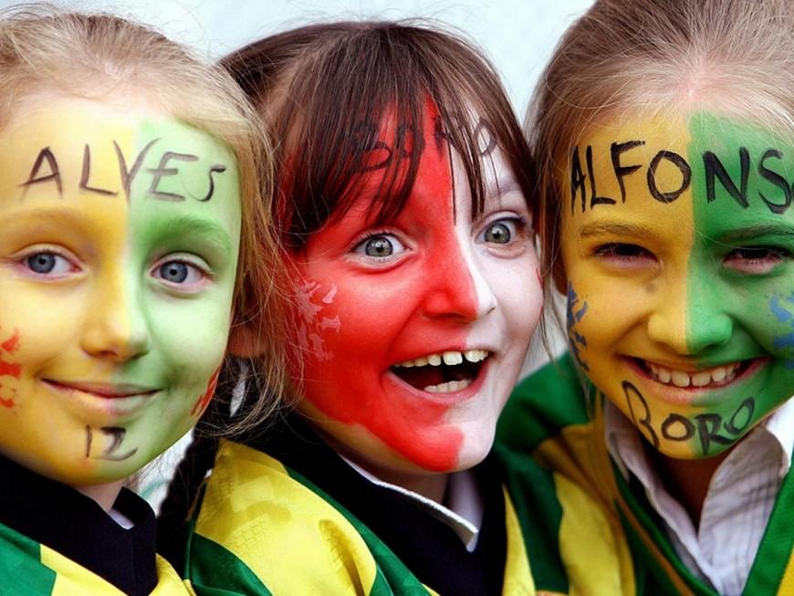20000 sourires pour l'Euro: des enfants assisteront gratuitement au 8ede finale à Lyon