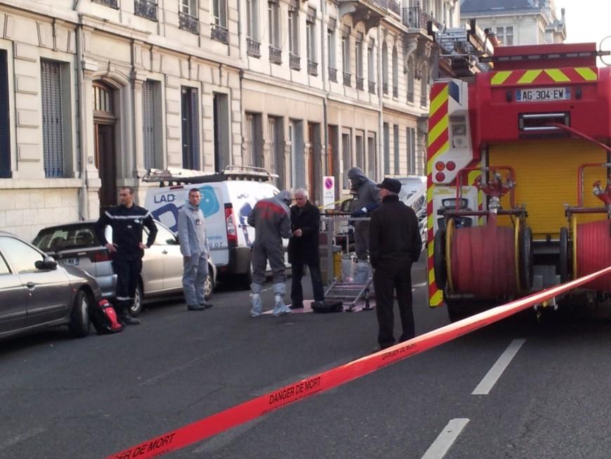 Incident radioactif : les habitants du 11 quai Claude-Bernard à Lyon rentrent chez eux