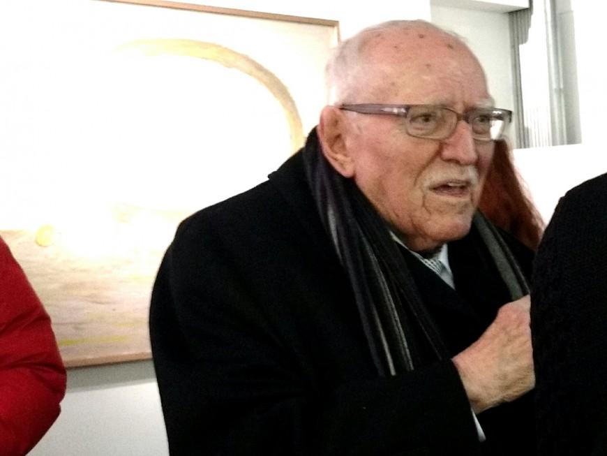 Le peintre lyonnais Jacques Truphémus est mort