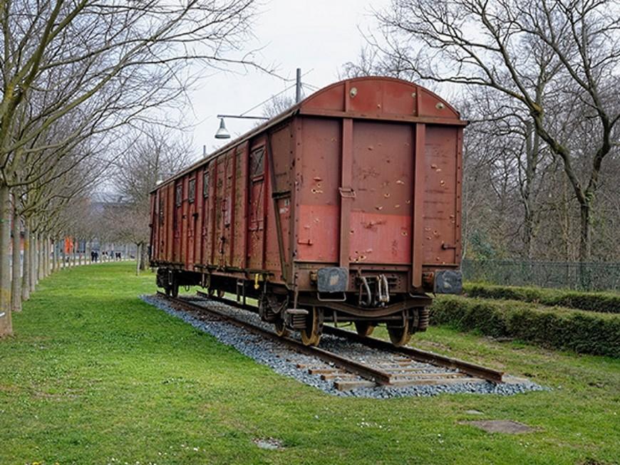 Le Freight Train de Yoko Ono restera au Musée d'Art Contemporain de Lyon