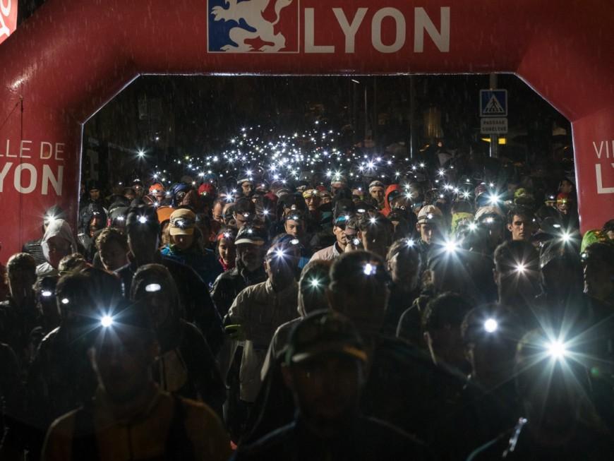 Record de participation pour le 3e Lyon Urban Trail by night