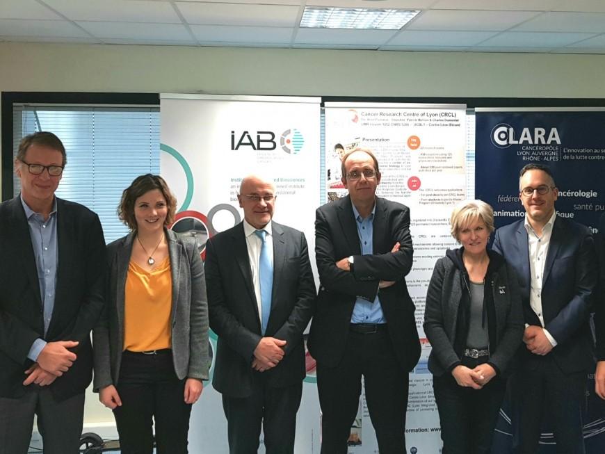 Financés par le privé, les centres anti-cancer d'Auvergne Rhône Alpes traquent les cancers récidivistes