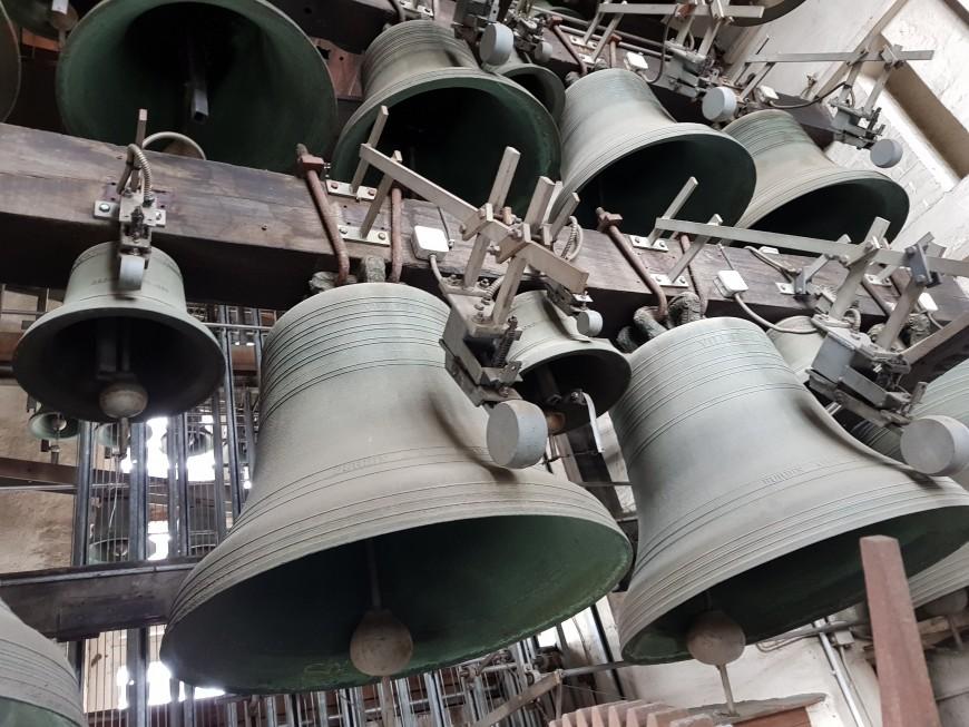 Fête de la Musique: Le grand carillon de l'Hôtel de Ville fête ses 100 ans - VIDEO