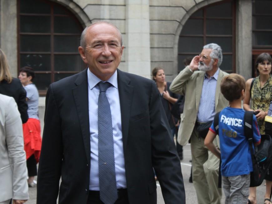 Popularité : Gérard Collomb reste un grand inconnu pour les Français
