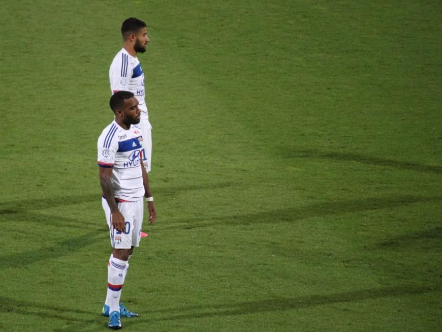 OL : Lacazette et Fekir forfaits pour rejoindre les Bleus ?
