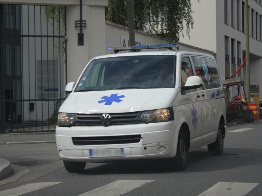 Un motard tué dans un accident près de Lyon