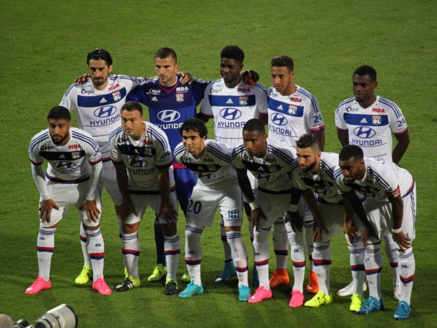 OL : les recrues à l'œuvre contre Rennes