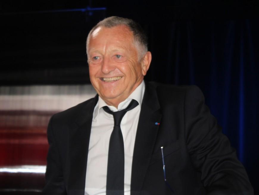 Masse salariale, transferts : Jean-Michel Aulas revient sur le mercato agité de l'OL