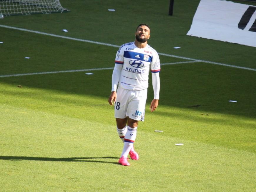 Rupture des ligaments croisés pour Nabil Fekir, six mois d'arrêt !