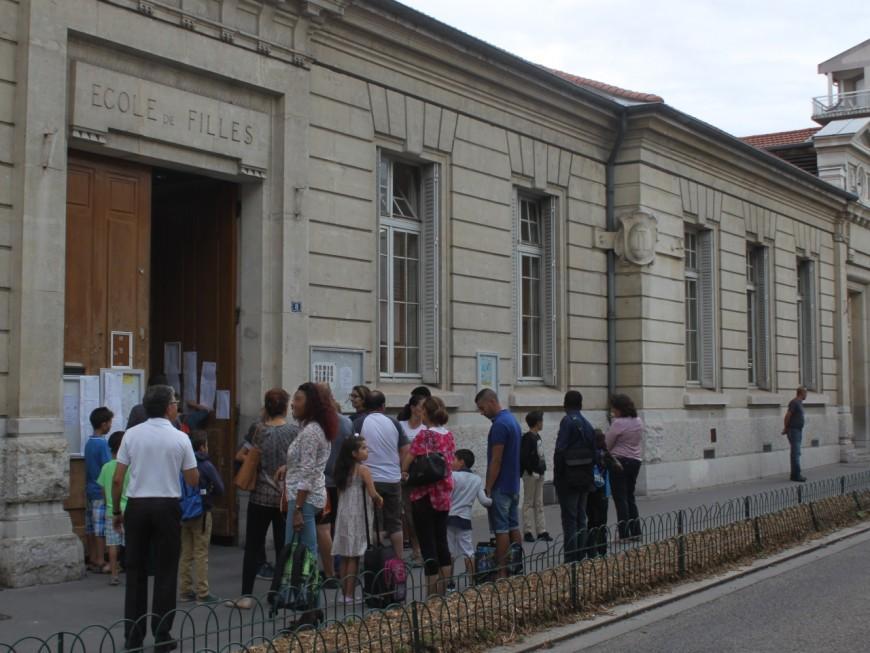 Lyon : il n'y aura finalement pas de grève dans les écoles tous les jeudis