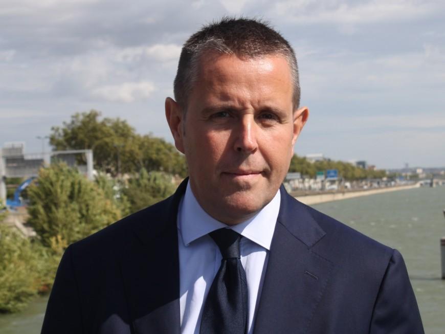 Le député LR du Rhône Patrice Verchère nommé à la Délégation parlementaire au Renseignement