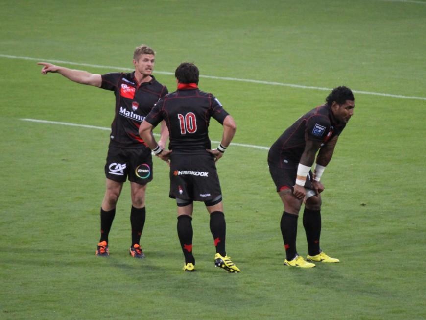 Face à Brive, le LOU Rugby n'a pu compter que sur Michalak (15-15)