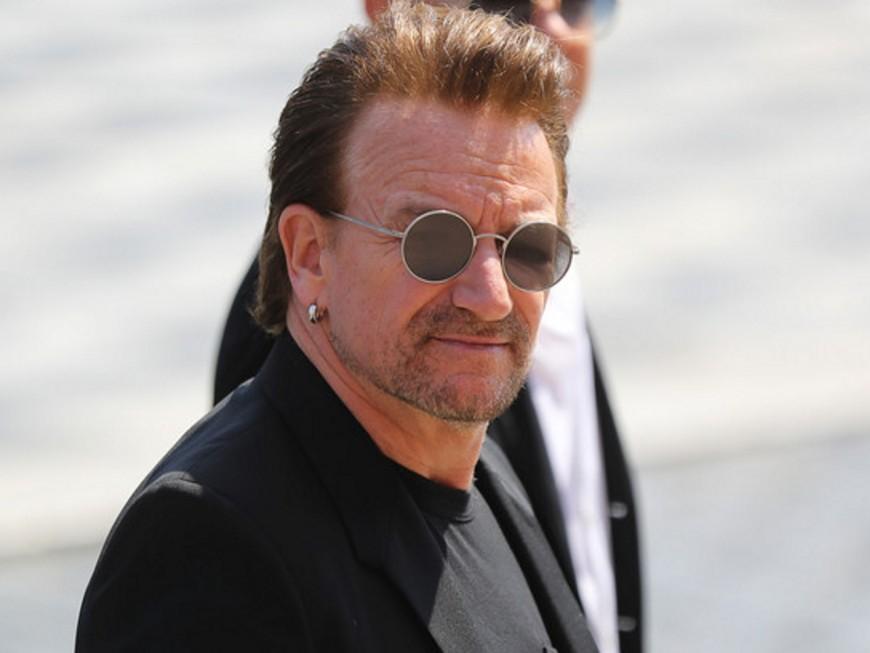 Lyon : le chanteur Bono attendu à l'évènement contre le sida