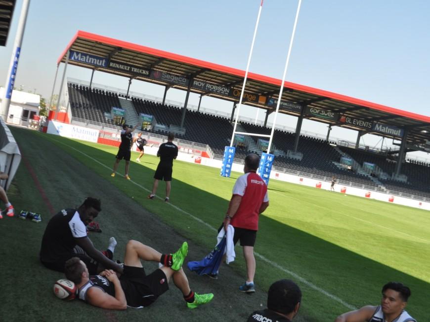 Le LOU Rugby en déplacement à Albi ce vendredi soir