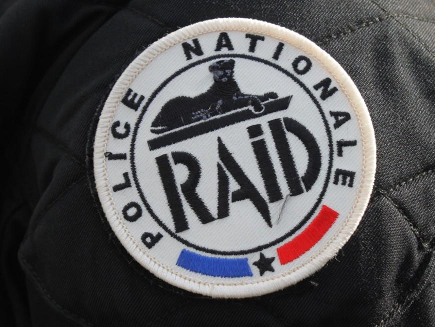 Rillieux : le RAID et la police s'allient dans un exercice inédit