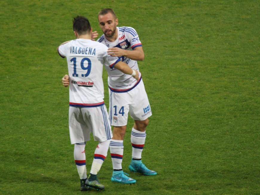 OL-ASSE : Valbuena finalement dans le groupe pour le dernier derby