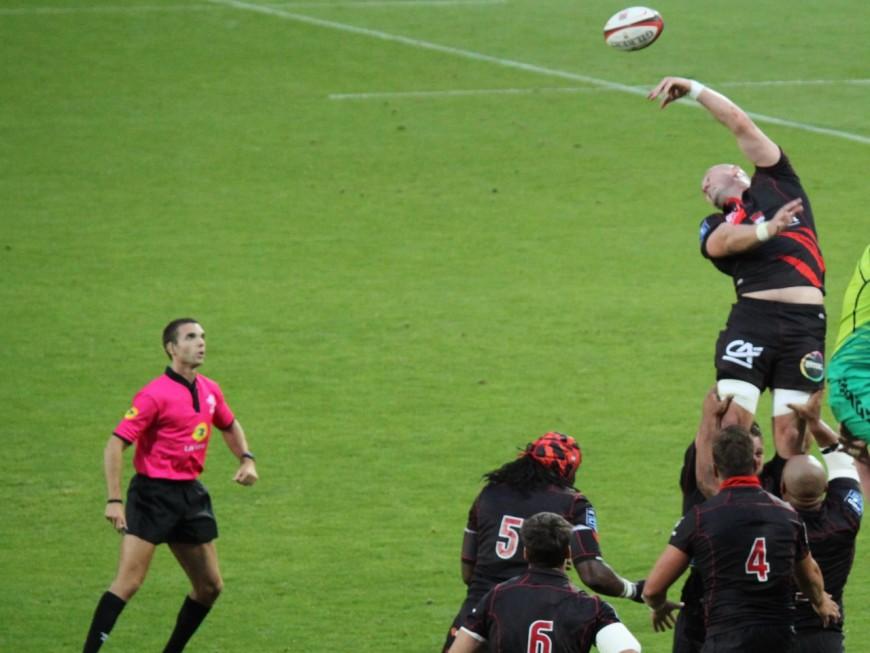 Le LOU s'offre une victoire de justesse face à Toulouse (25-20)