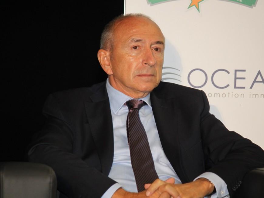 """Gérard Collomb : """"la Ville de Lyon se souviendra d'Henry Chabert"""""""