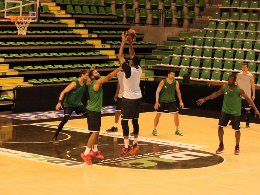 FIBA Cup : l'ASVEL ne veut faire qu'une bouchée de Körmend