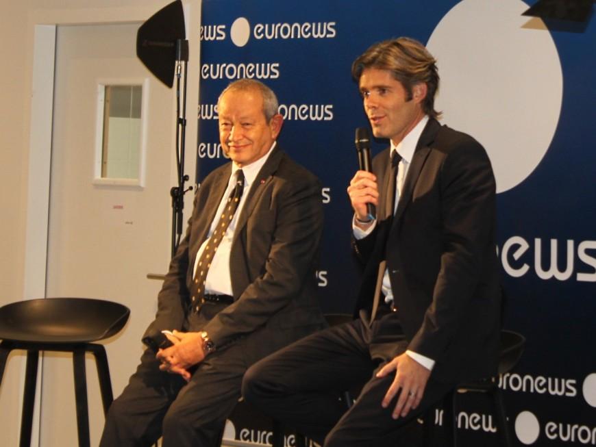 Un nouveau nom pour Euronews avec l'arrivée de NBC News au capital ?