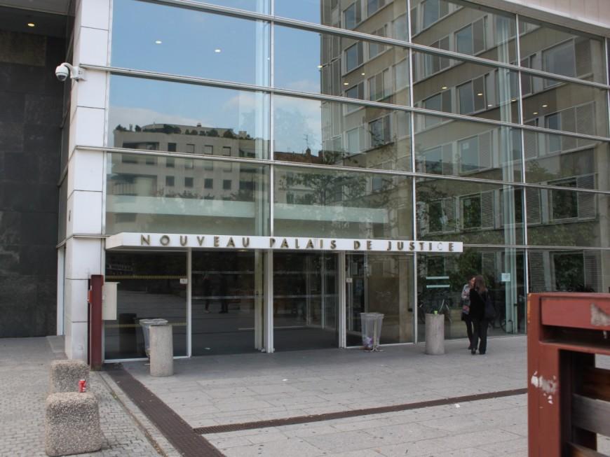 Lyon : condamné après avoir violenté sa femme et agressé sa fille avec une fourchette