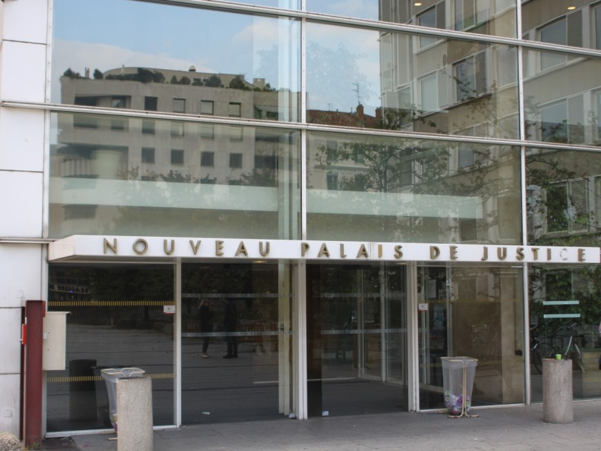 Lyon : cinq personnes condamnées pour violence gratuite